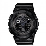 Relógio Masculino Casio G-Shock Anadigi Ga-100Cf-1Adr -Preto
