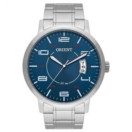 Relógio Orient Masculino Prata LRBSS1381 D2SX