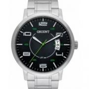 Relógio Orient Masculino Prata LRBSS1381 P2SX