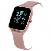 Relógio Smartwatch Life Rosé Mormaii MOLIFEAA/8J
