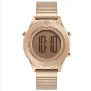 Relógio Technos Feminino Digial Rosé BJ3927AB/1T