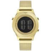 Relógio Technos Feminino Digital Dourado BJ3927AA/1C