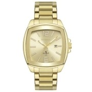 Relógio Technos Mascuino Golf Dourado 2115MWS/1D