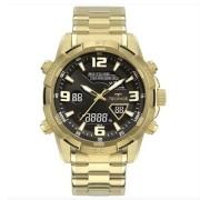 Relógio Technos Masculino Anadigi W23305AB/1P