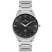 Relógio Technos Masculino Slim Prata 9T22AQ/1P