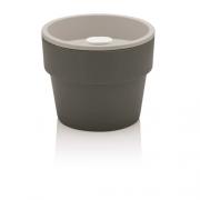 Vaso para Cultivar Autoirrigável Chumbo OU VS 180