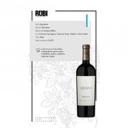 Vinho Tinto Argentino Susana Balbo Brioso 750ml 2017