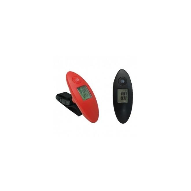 Balança Digital Portatil para Mala Vermelho Yins YS27023