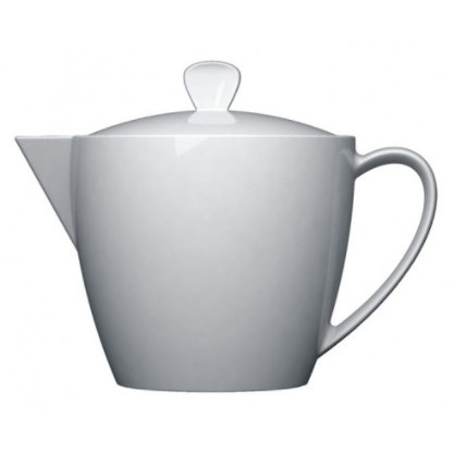 Bule para Chá Versa 1.1L Porcelana BrancaGermer