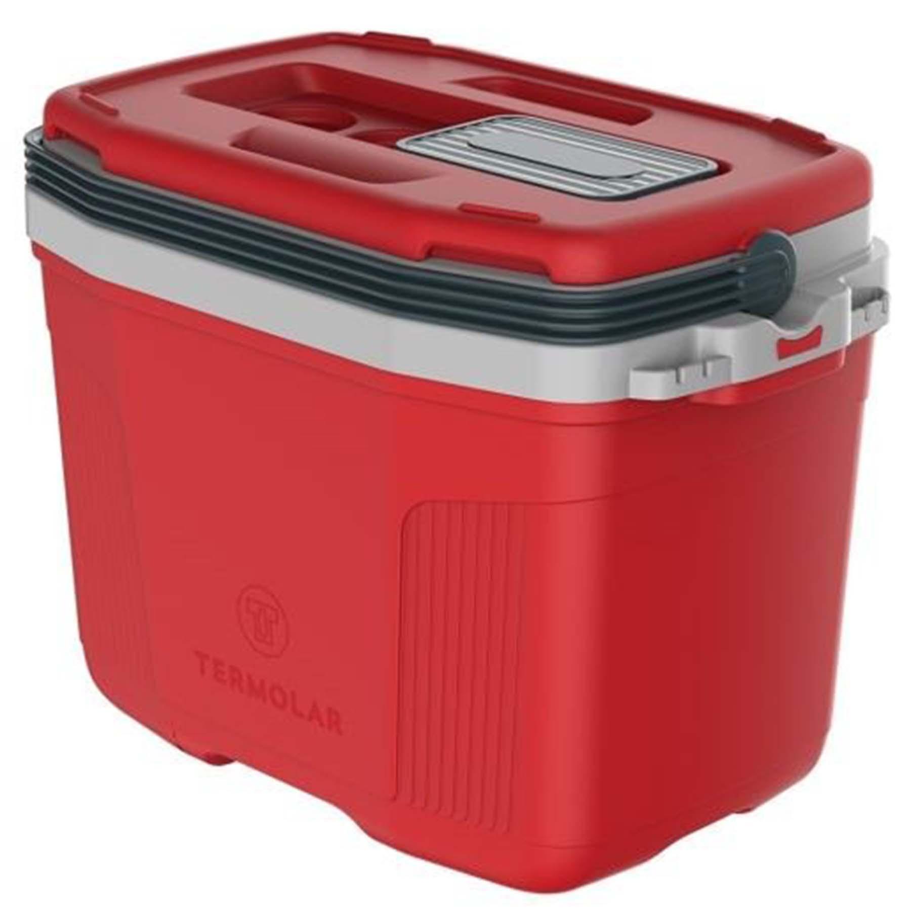 Caixa Térmica SUV 32L Vermelha Termolar 3502VRO