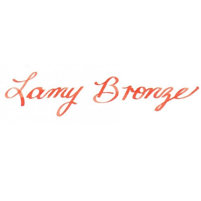 Caneta Lamy Esferográfica Laranja Logo M+ 4033053