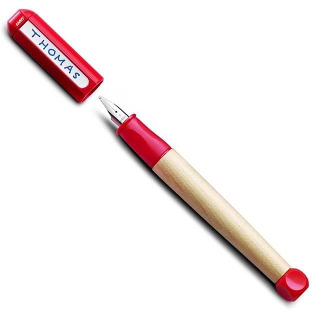 Caneta Lamy Tinteiro ABC Vermelha Caligrafia 4000070
