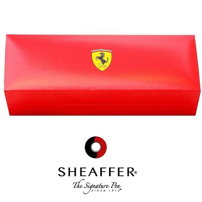 Caneta Sheaffer Ferrari 300 Esfero Vermelha Laca 9503-2