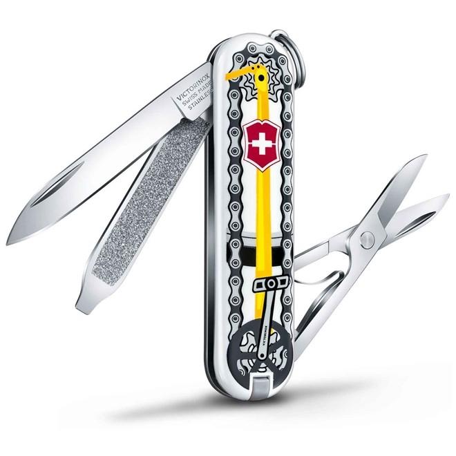 Canivete Classic Victorinox Bike Ride Edição Limitada 2020 58mm 0.6223.L2001