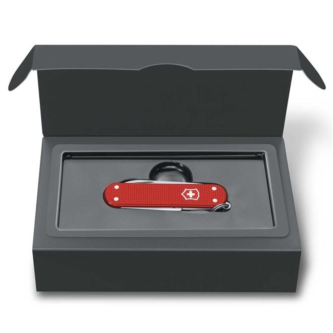 Canivete Suíço Victorinox Classic Alox 2018 Limited Edition Vermelho Berry 58mm 0.6221.L18