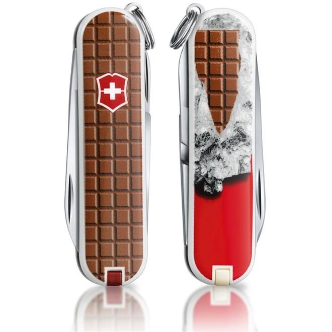 Canivete Suiço Victorinox Classic Chocolate 58 mm 0.6223.842