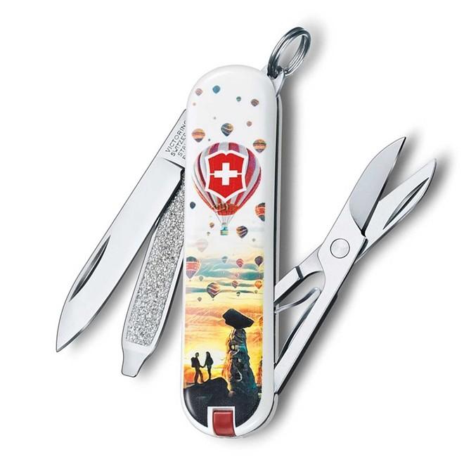 Canivete Suíço Victorinox Classic Edição Limitada Cappadocia 58mm 0.6223.L1804