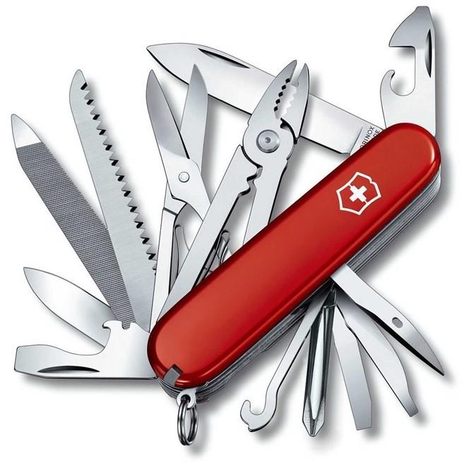 Canivete Suíço Victorinox Craftsman Vermelho 91 mm 1.4773