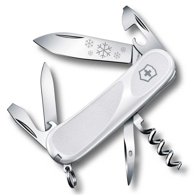 Canivete Suíço Victorinox Evolution White Christimas 85mm Edição Limitada 2016 2.3803.C77