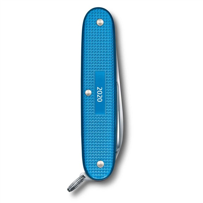 Canivete Suíço Victorinox Pioneer Limited Edition 2020 Alox Acqua Blue 93mm 0.8201.L20