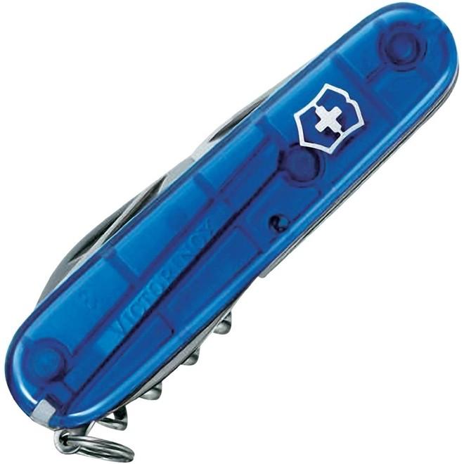 Canivete Suíço Victorinox Spartan Azul Transparente 91mm 1.3603.T2
