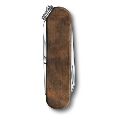 Canivete Victorinox Classic Wood Nogueira 0.6221.63