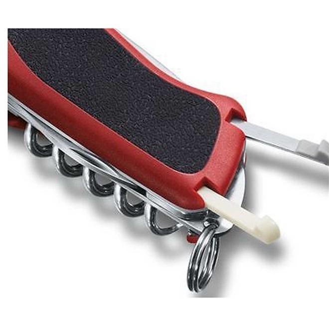 Canivete Victorinox Suiço Ranger Grip74 Vermelho 130mm 0.9723.C