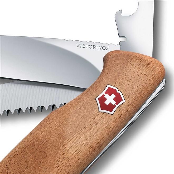 Canivete Victorinox Suíço Rangerwood 130mm 0.9561.63
