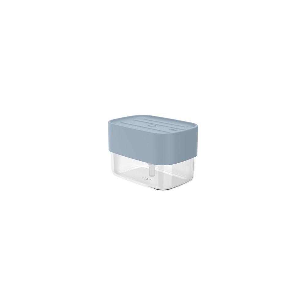 Dispenser de Detergente Porta Esponja Trium Azul OU DE500