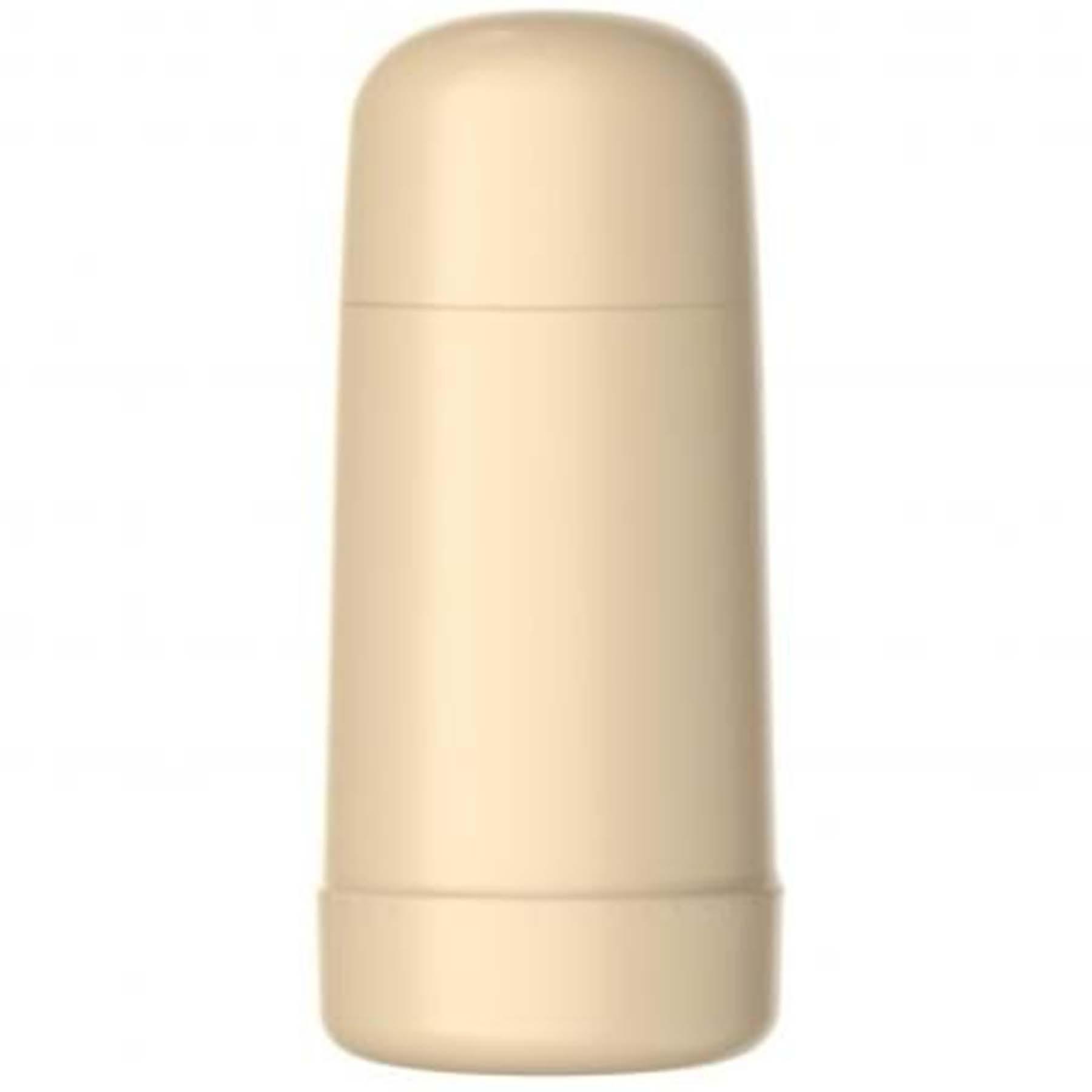Garrafa Térmica Minig. Bege 250ml (Rolha Cl)Termolar 8603SF