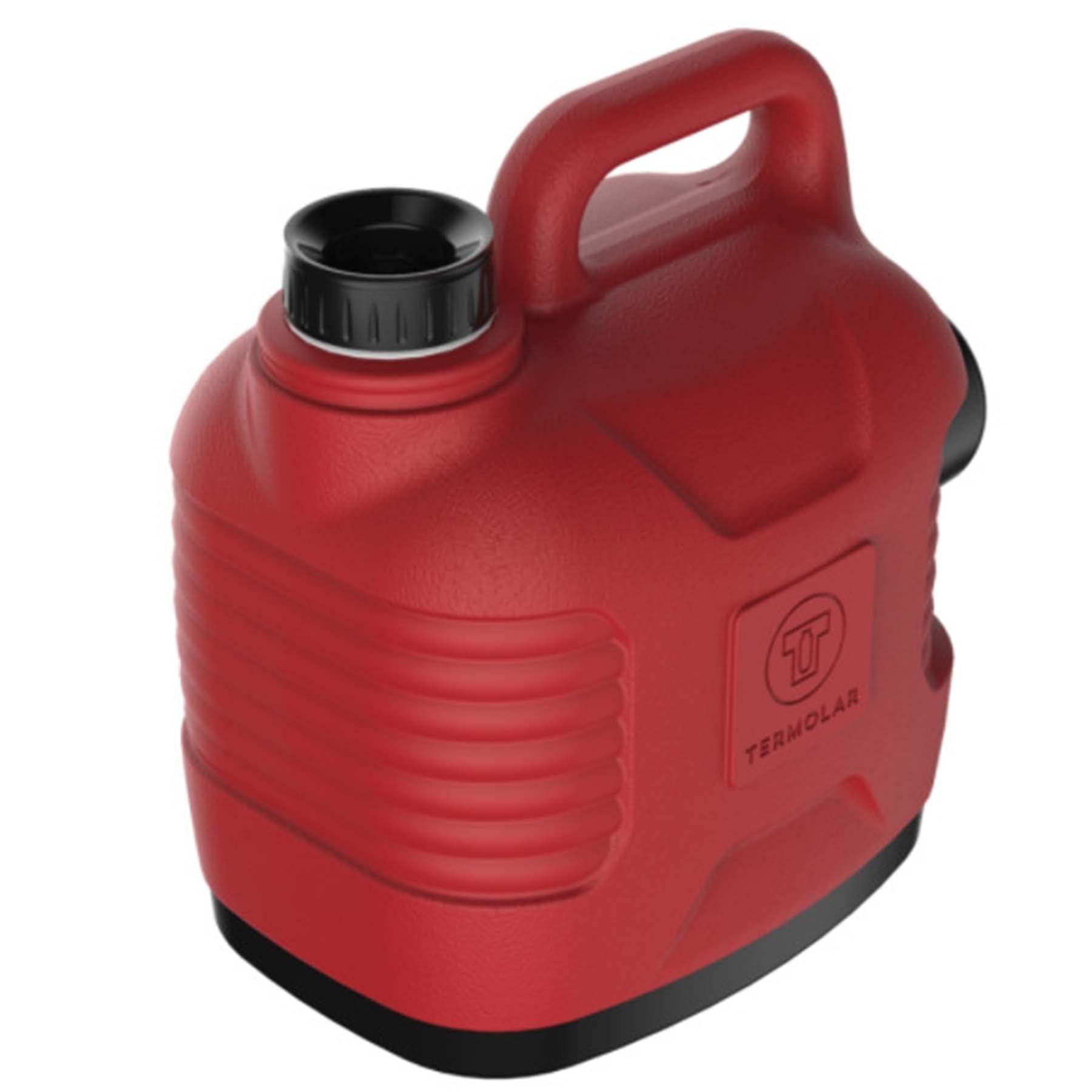 Garrafão Térmico Supertermo Vermelho 5L Termolar 1095VRO