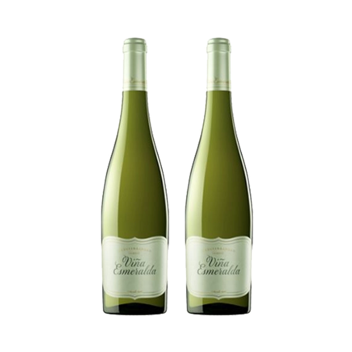 Kit 2x Vinho Branco Espanhol Torres Esmeralda 750ml 2019