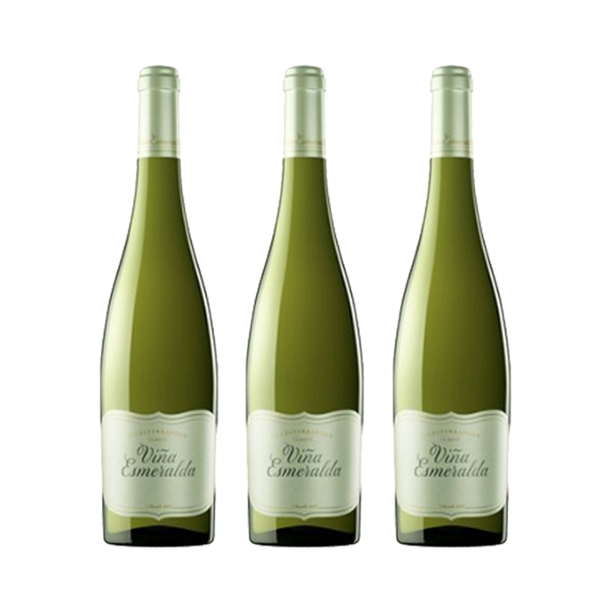 Kit 3x Vinho Branco Espanhol Torres Esmeralda 750ml 2019