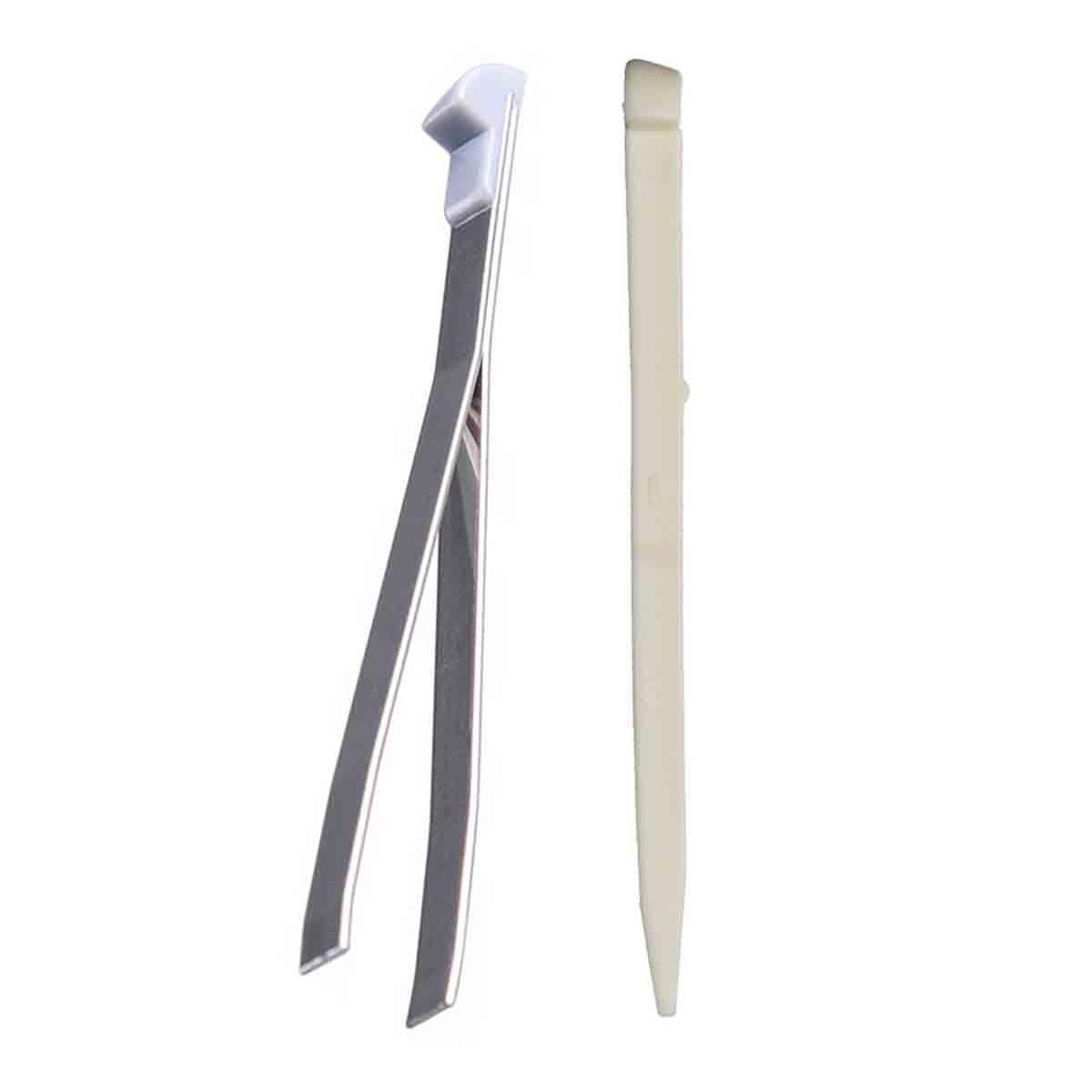 Kit Manutenção Victorinox Pinça e Palito para canivete 91mm ou maior