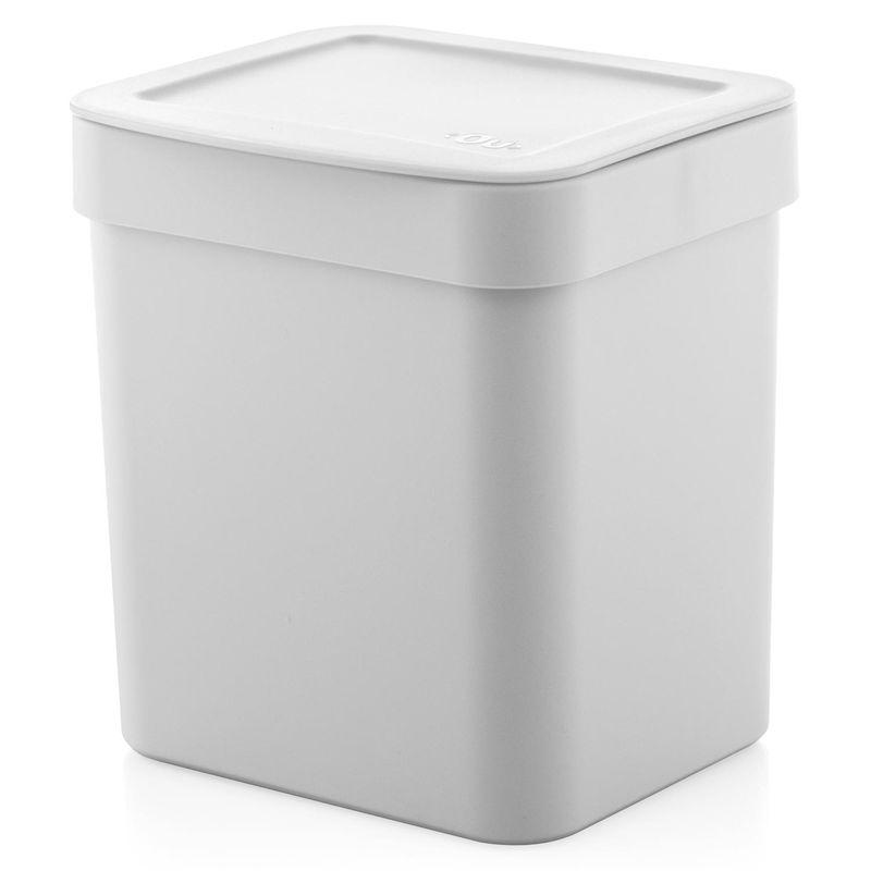 Lixeira Trium 2,5L Branco OU LX500