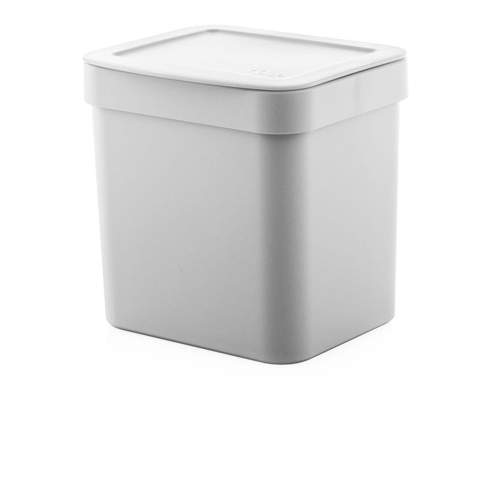 Lixeira Trium 4,7L Branco OU LX505