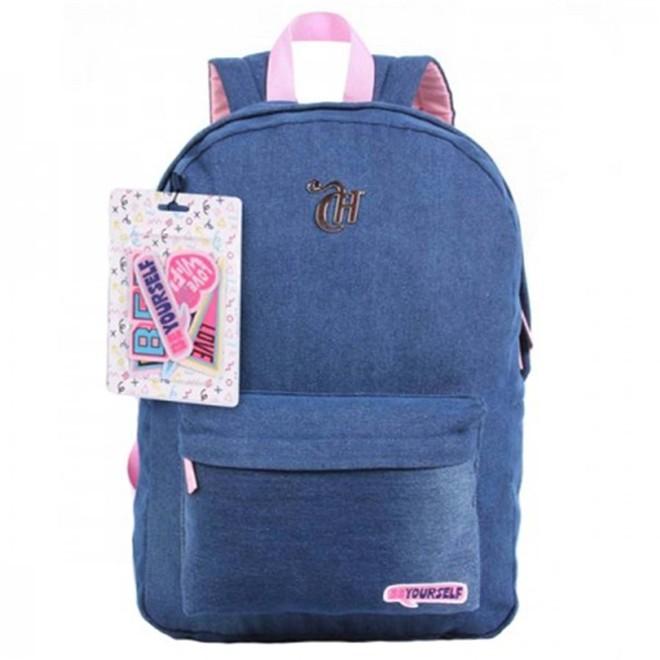 Mochila Escolar DMW Jeans Capricho 11360