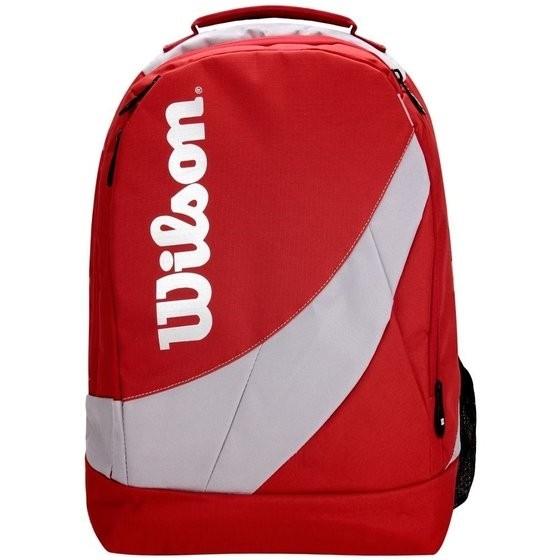 Mochila Esportiva Unissex Wilson 35 Litros Vermelha Wtiq1380