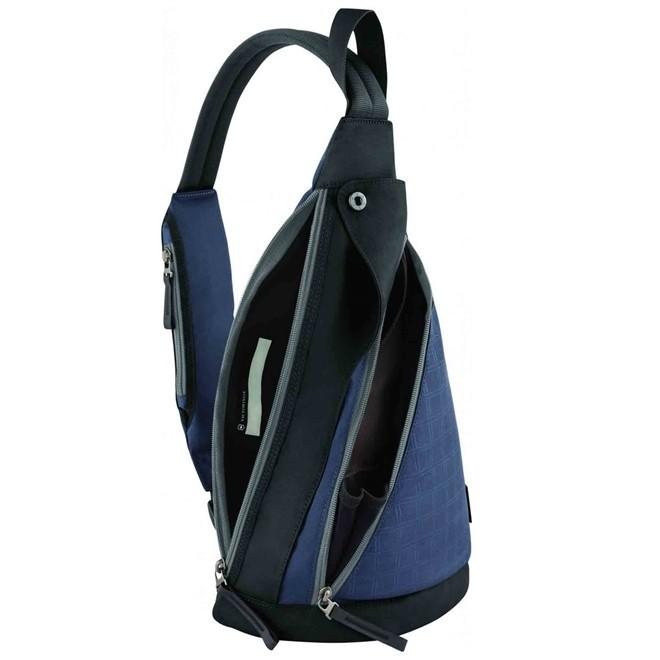 Mochila Victorinox Vx Sport Dual Compartment Monosling Azul