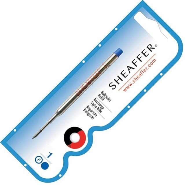 Refil Sheaffer Esferográfico Azul Média 99325