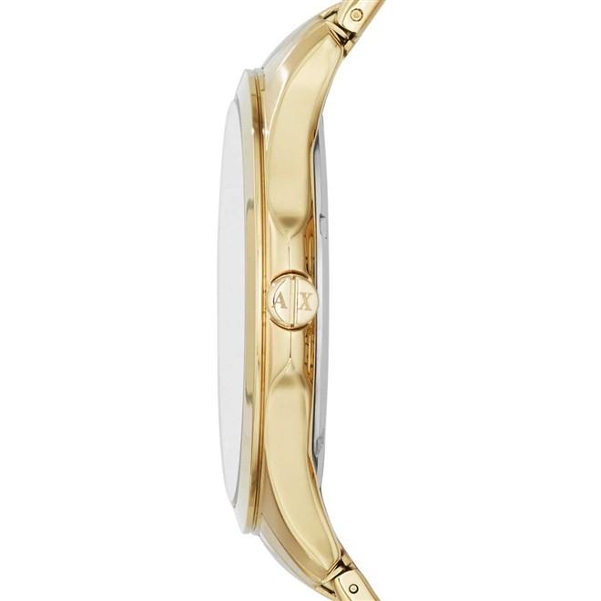 Relógio Armani Exchange Masculino Dourado Analógico AX2145/4PN