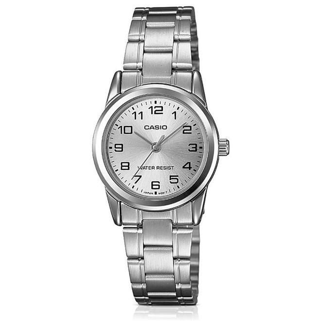 Relógio Casio Collection Analógico Feminino LTP-V001D-7BUDF