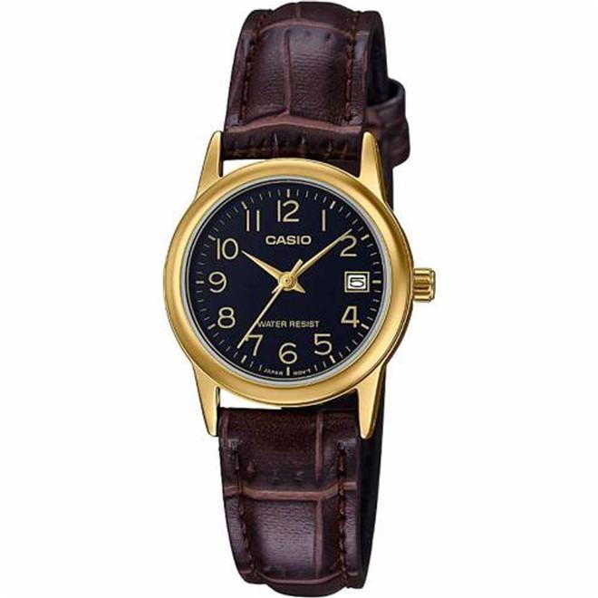 Relógio Casio Collection Analógico Feminino LTP-V002GL-1BUDF