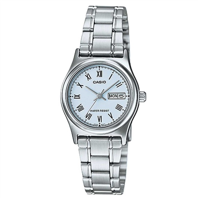Relógio Casio Collection Analógico Feminino LTP-V006D-2B
