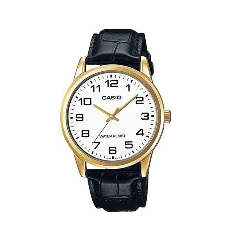 Relógio Casio Collection Analógico Unissex MTP-V001GL-7B