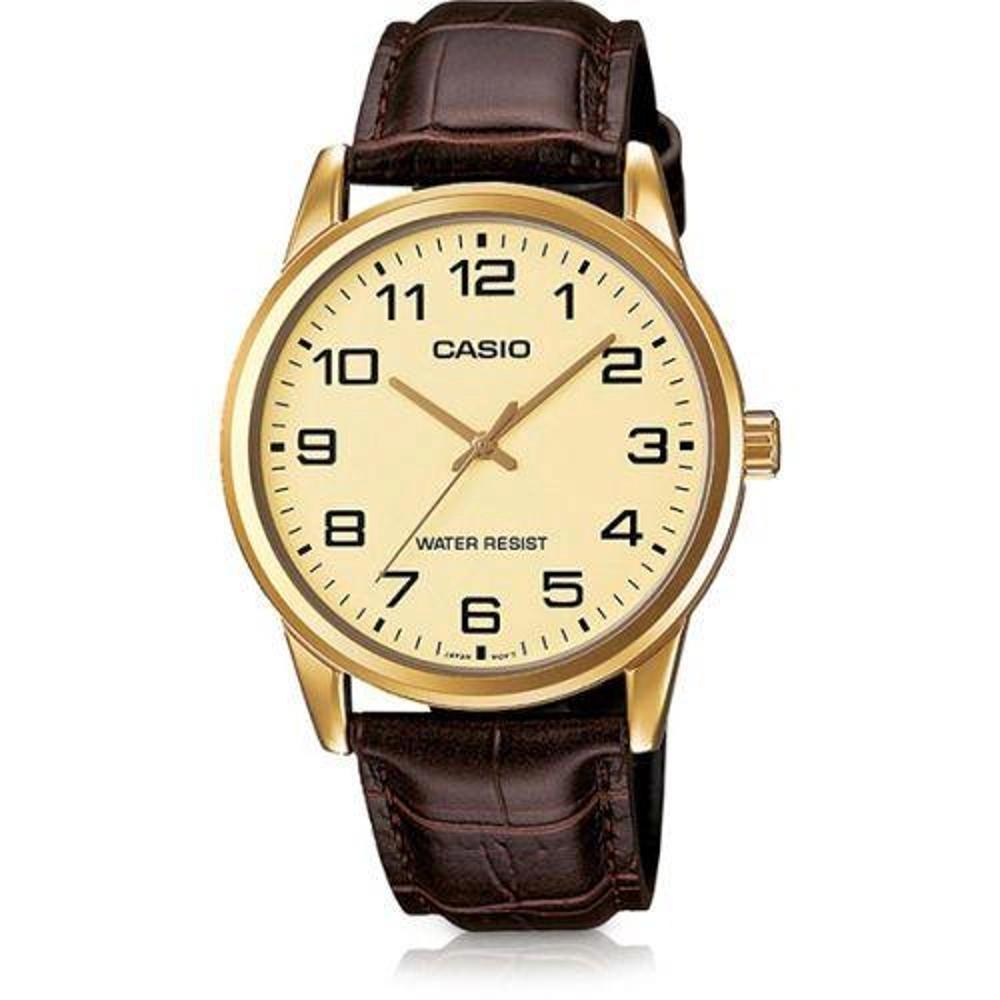 Relógio Casio Collection Analógico Unissex MTP-V001GL-9BUDF