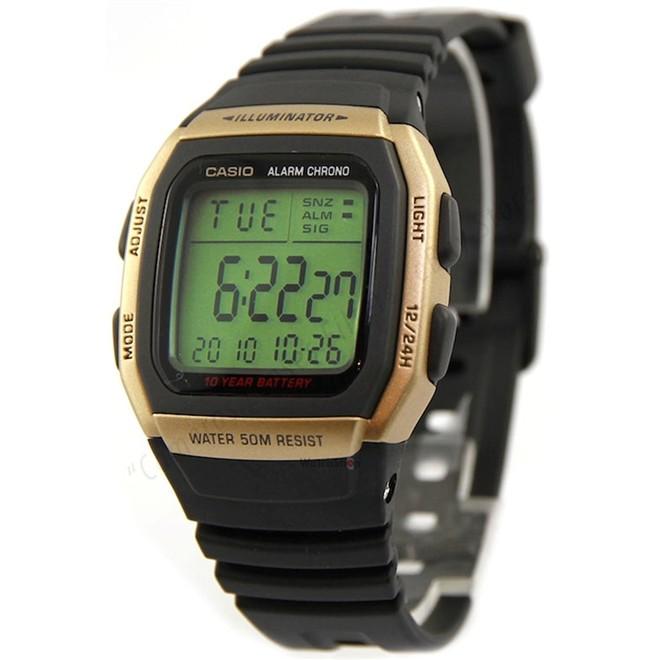 Relógio Casio Digital Masculino W-96H-9A