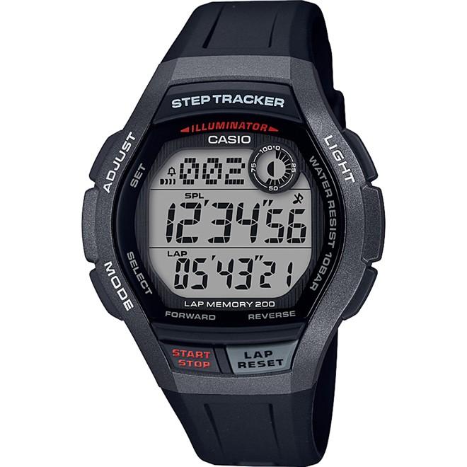 Relógio Casio Digital Masculino WS-2000H-1AVDF-SC