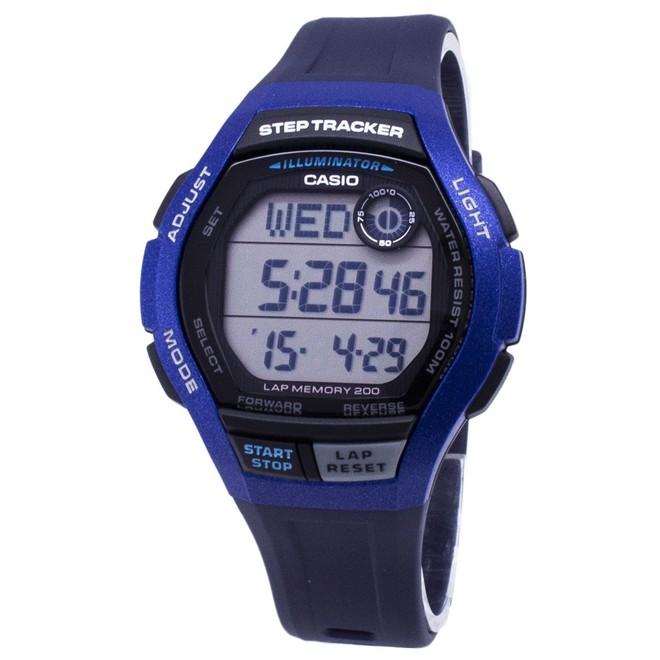 Relógio Casio Digital Masculino WS-2000H-2AVDF-SC
