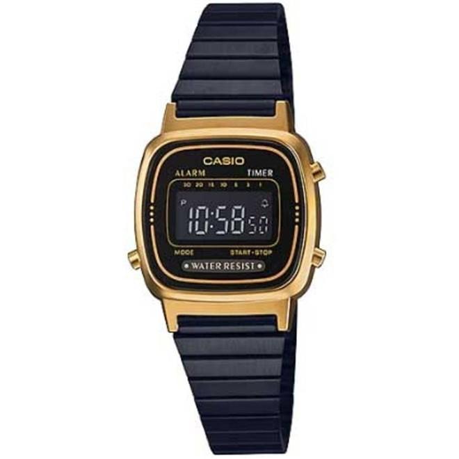 Relógio Casio Feminino Vintage LA670WEGB-1BDF